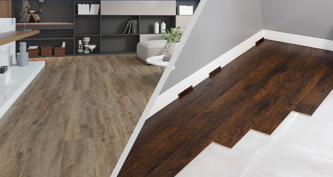 Why vinyl flooring is better than laminate?